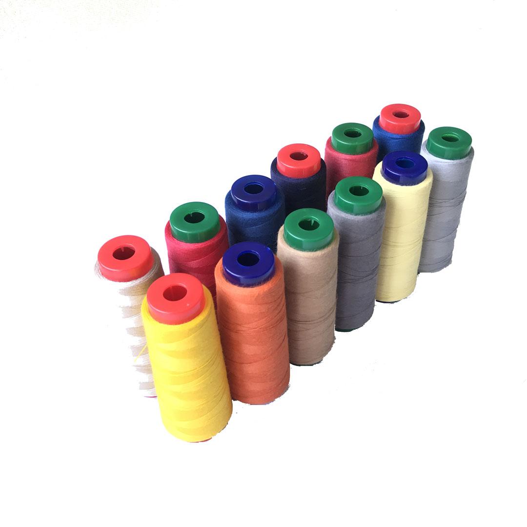 high temperature sewing thread, flame retardant